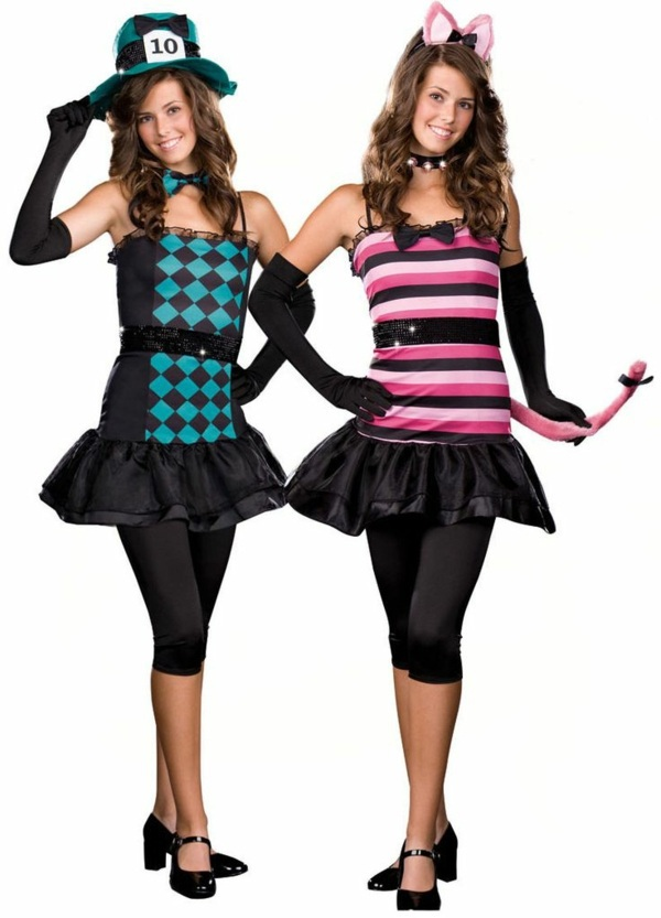 Send carnival costumes for teens 100 ideas for Carnival costumes - be different!  sc 1 st  AVSO.ORG & 100 ideas for Carnival costumes u2013 be different! | Interior Design ...