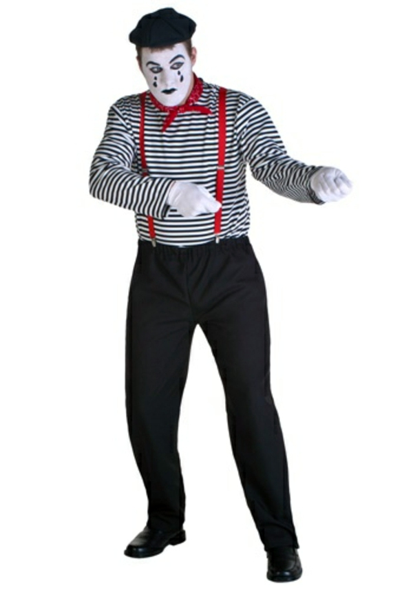Watch as Mime 100 ideas for Carnival costumes - be different!  sc 1 st  AVSO.ORG & 100 ideas for Carnival costumes u2013 be different! | Interior Design ...