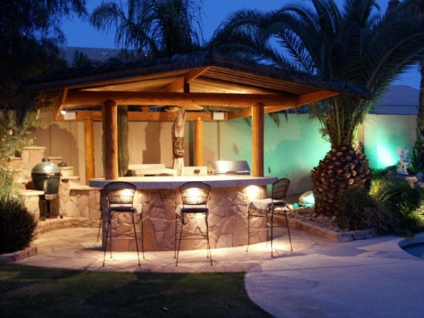 Outdoor Kitchen Furniture – Garden Design your kitchen