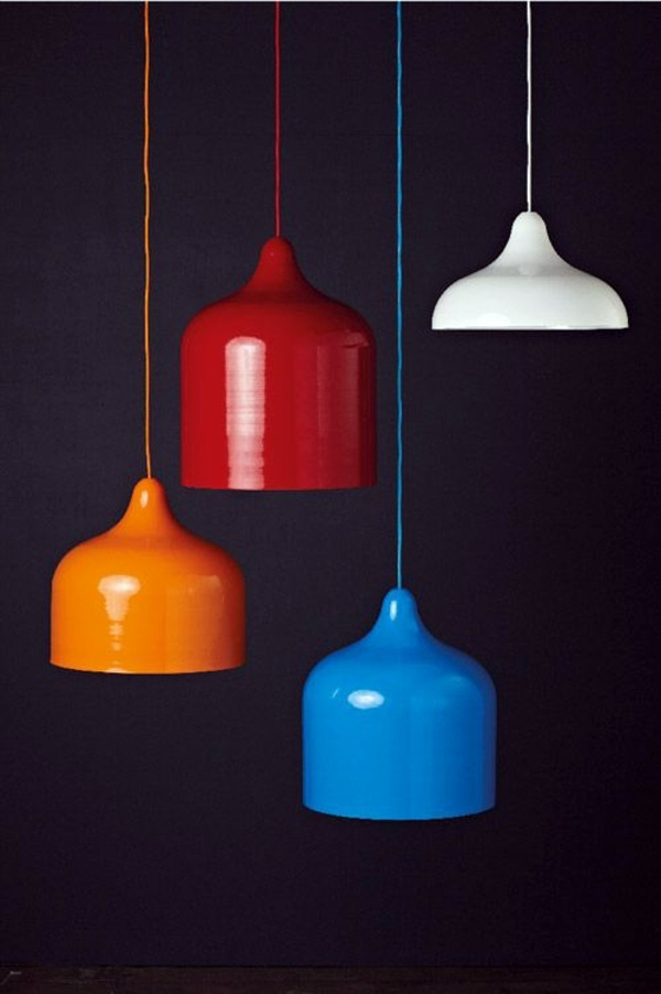 Lampen - Designer lamps appear as a great decoration in the room