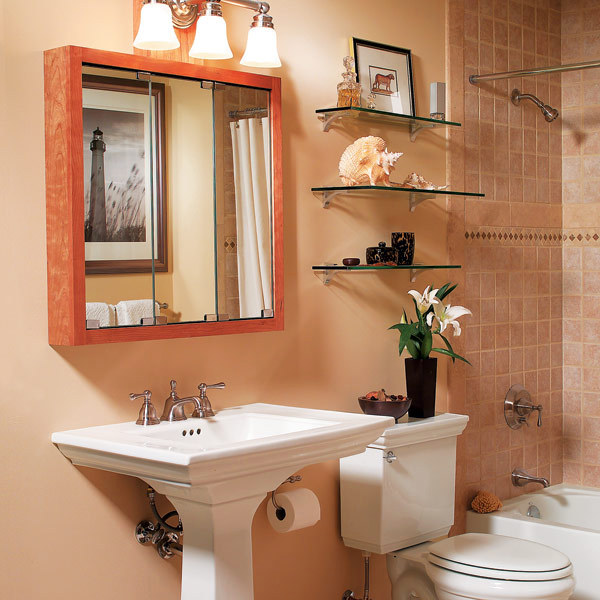Cool Tips And Ideas For Creative Bathroom Design And Organization