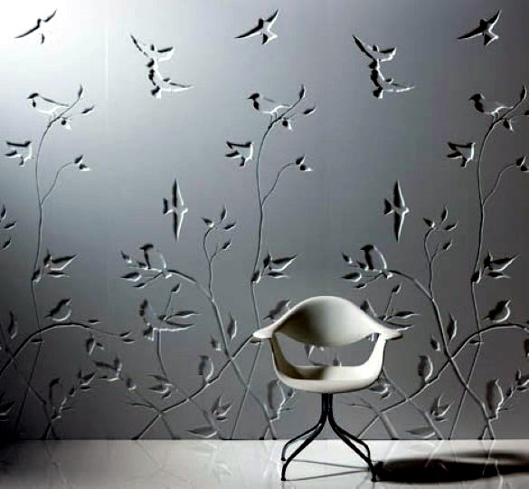Creative Designs For Decorative Wall Covering