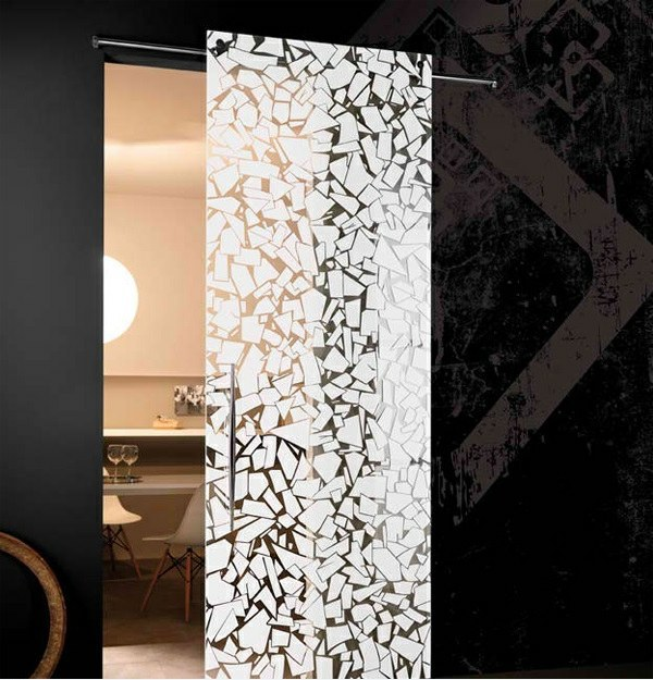 modern interior doors design. Full Effect Design Interior Doors Made From Glass - Modern, Aesthetic Modern