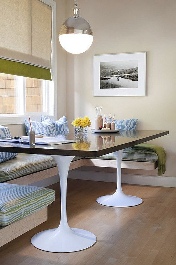 ... 17 massive dining table designs with subtle charm
