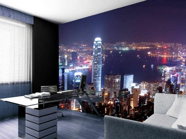 Asian Inspiration - Hong Kong Cool wall design - fresh ideas for your  interior