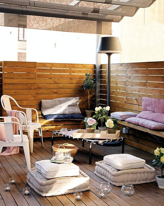 15 ways to decorate your patio for 50 interior design - Decoracion patios exteriores ...