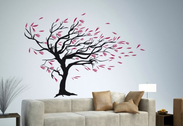 modern wall decal wall design trends 2014 - Design Wall Decal