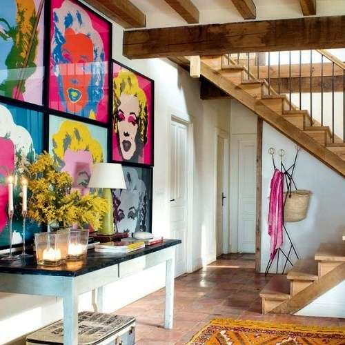 10 Flashy Pop Art Wall Decoration Ideas For Your Home