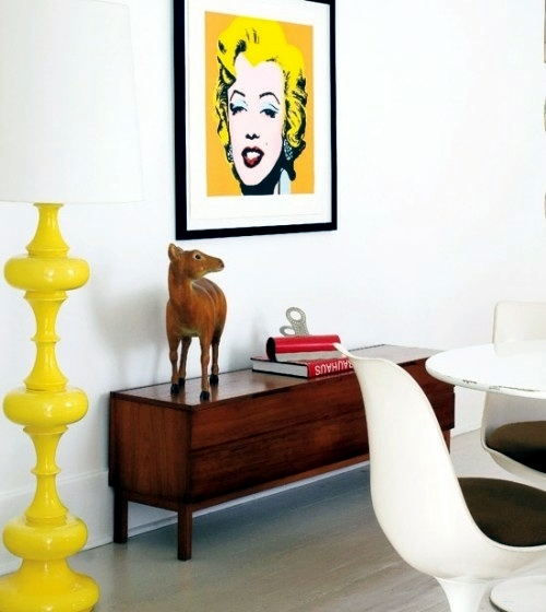 10 Flashy Pop Art Wall Decoration Ideas For Your Home Interior Design Ideas Avso Org