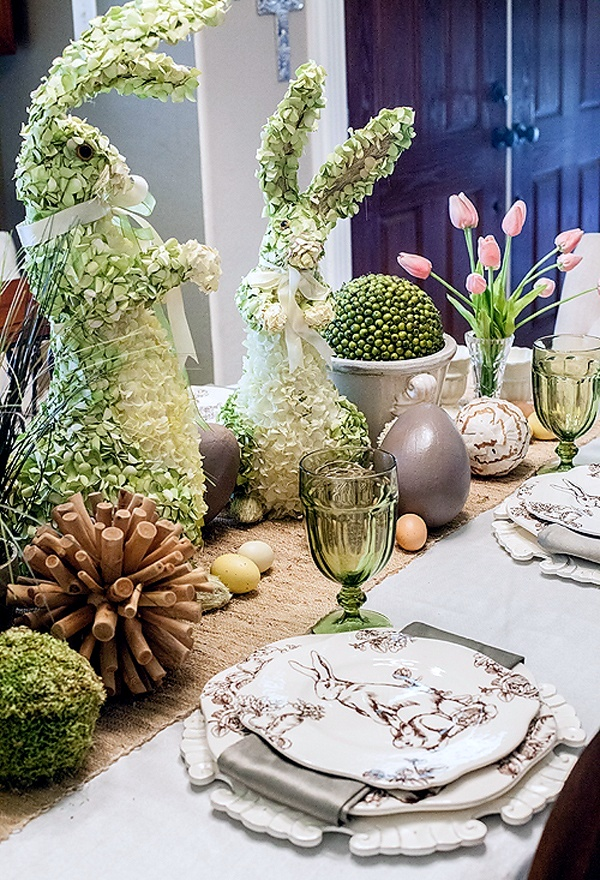 Decorating Tips Decorate Your Table For Easter