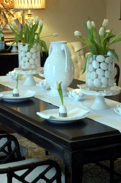 Decorate Your Table For Easter