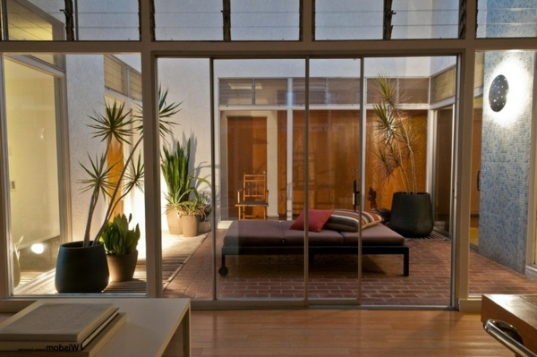 an atrium 25 trendy ideas for garden and landscape modern garden design - Brown Garden Design