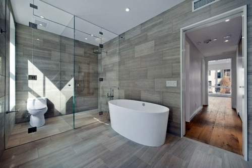 Lay bathroom tiles correctly – a few professional tips for you ...