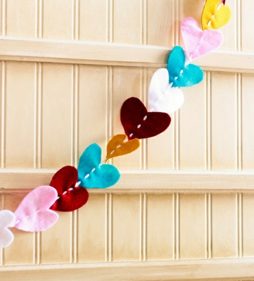 Valentinstag - DIY Valentine's Day gifts and decorations - great ideas for you