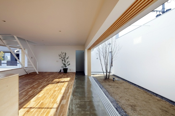 Modern interior design ideas japanese style simplicity for Modern japanese house interior design