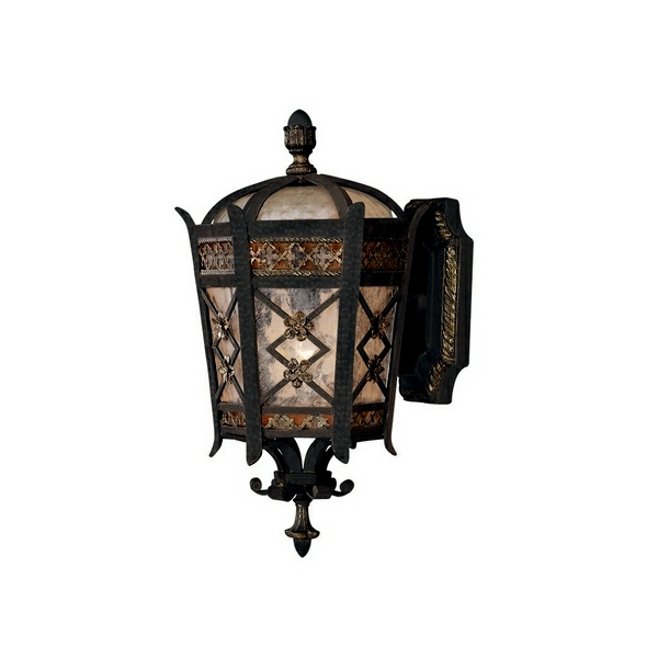 Vintage Outdoor Wall Lamps : 17 antique wall lights outdoor lamps in the garden Interior Design Ideas AVSO.ORG