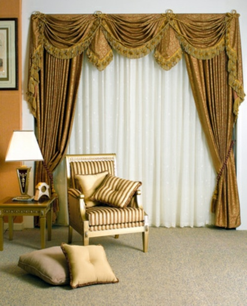 Curtains Ideas curtains decoration pictures : Decorative Curtains for the special ambience | Interior Design ...