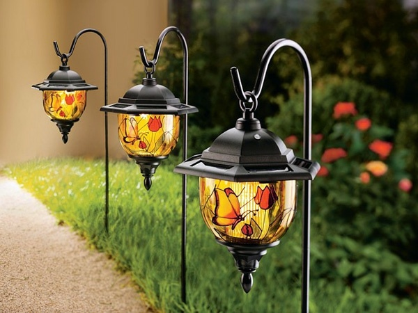 solar lights in the garden how one chooses the right solar lights