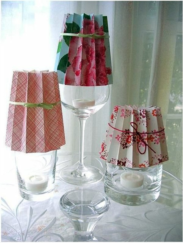 origami lampshade � instructions for diy enthusiasts