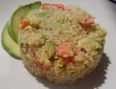 Quinoa Salad lawyer
