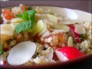 Quinoa Salad Oriental
