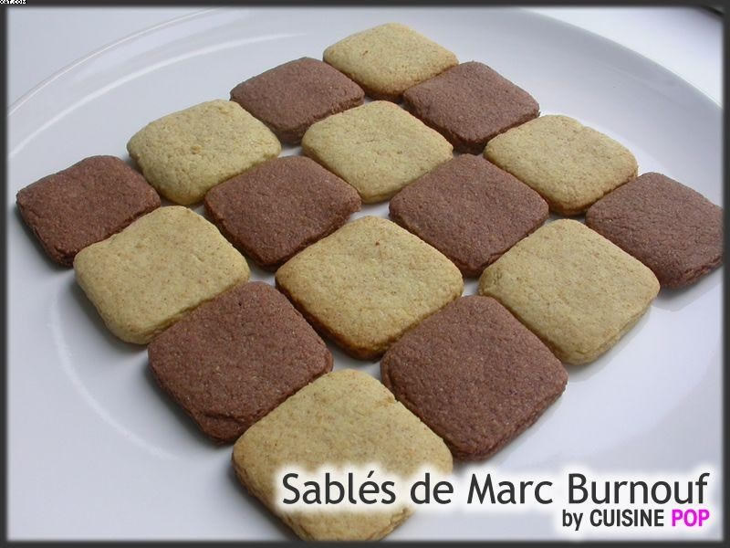 Shortbread Diamonds Marc Burnouf