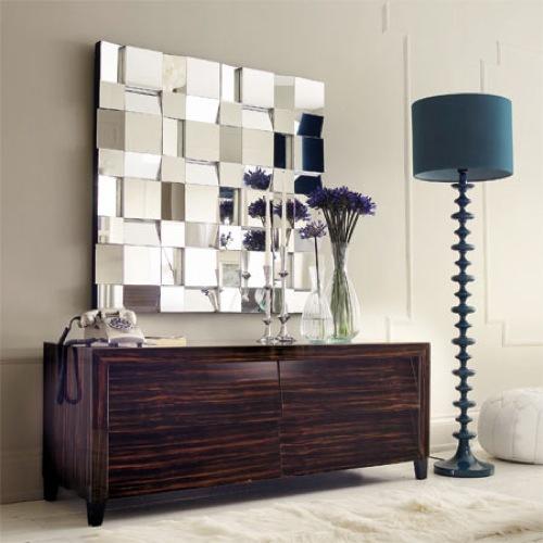 10 Cool Large Wall Mirror Designer Innovative Ideas