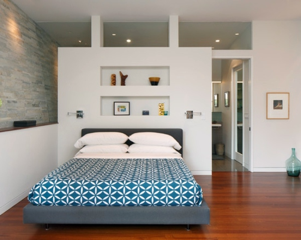 Bedroom ideas for a modern and relaxing room design interior design ideas avso org - Beautiful contemporary bedroom design ideas for releasing stress at home ...