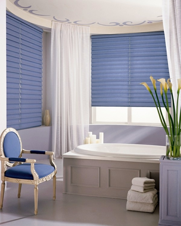 Blinds for bathroom windows shutters and window for Interior blinds and designs