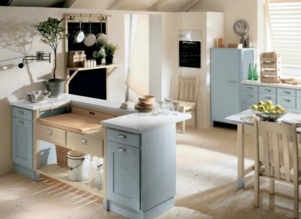 Küche   Minacciolo Country Kitchen Design Ideas   Italian Style Of Living