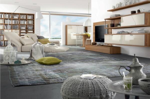 fascinating english style living room design | Modern living room furniture – original and ...