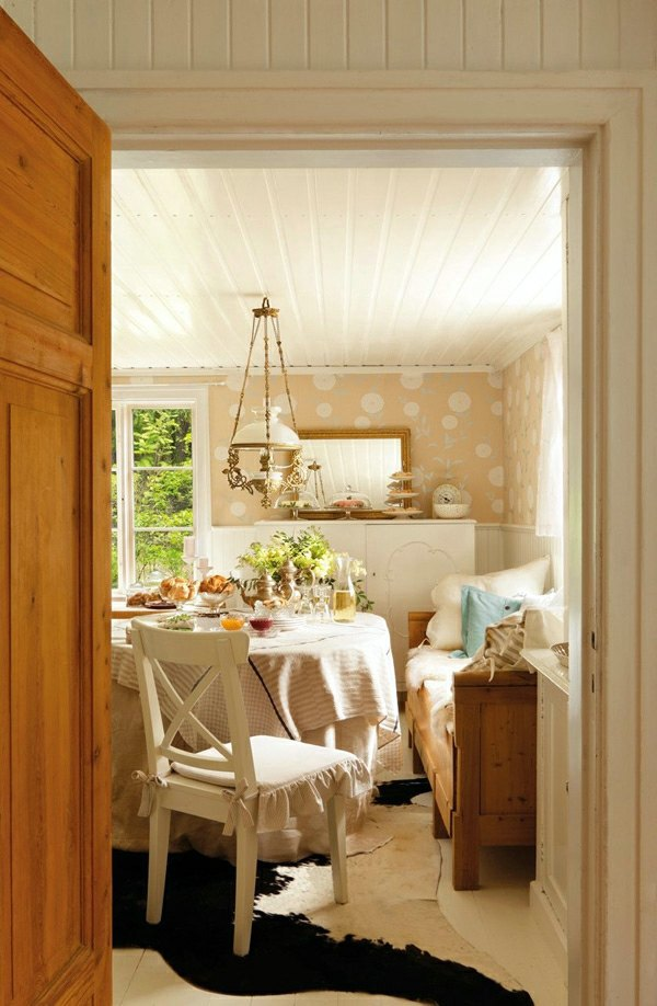 Summer House Interior Design Ideas From Berlin: Swedish Summer House With Fabulous Interior To Feel Good