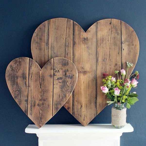 Art - Wall Art with wood - Wall and 20 Wall Art Ideas