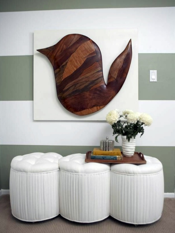 Wall Art with wood - Wall and 20 Wall Art Ideas