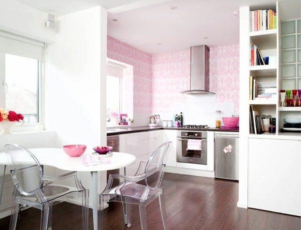 Wandfarbe - Pastel tones as wall colors soften the ambience at home