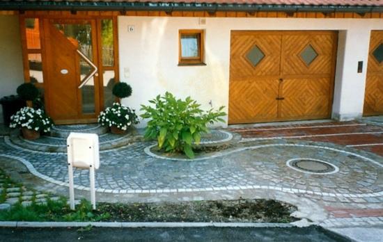 Front garden and driveway design – practical garden design ... on back deck garden ideas, front yard fence, bedroom garden ideas, porch garden ideas, front driveway design, balcony garden ideas,