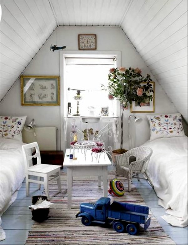 A Few Fabulous Cottage Decorating Ideas: Great Shabby Chic Decorating Ideas
