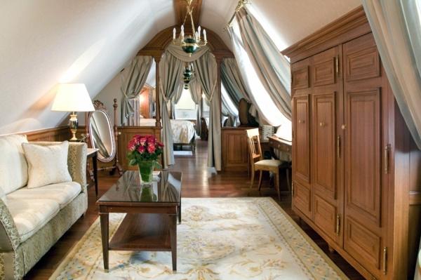 Wohnideen - Luxury interior design ideas - exclusive interiors in the castle look