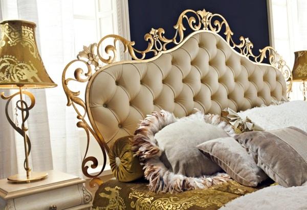 Luxury interior design ideas - exclusive interiors in the castle look