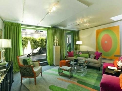 Wohnzimmer einrichten - The living room attractive set - 70 designs, you have to see absolutely