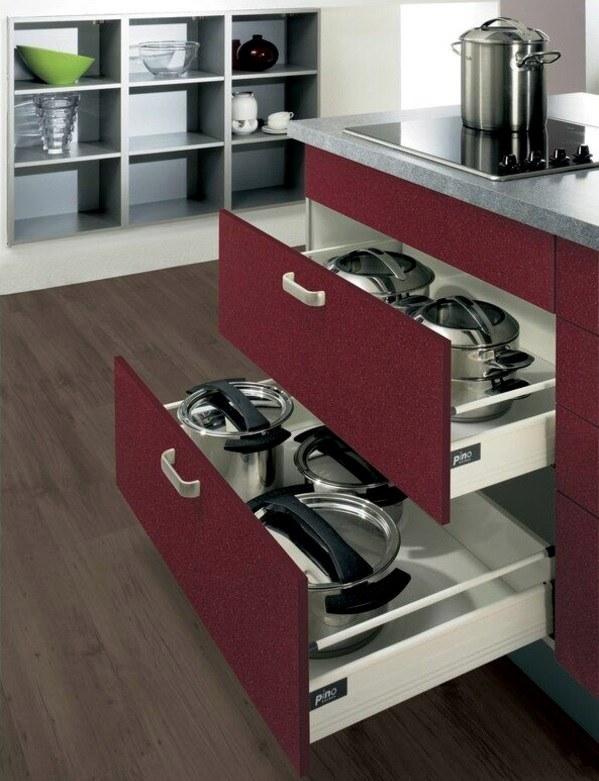 Kitchen drawer dividers - organize your kitchen equipment ...