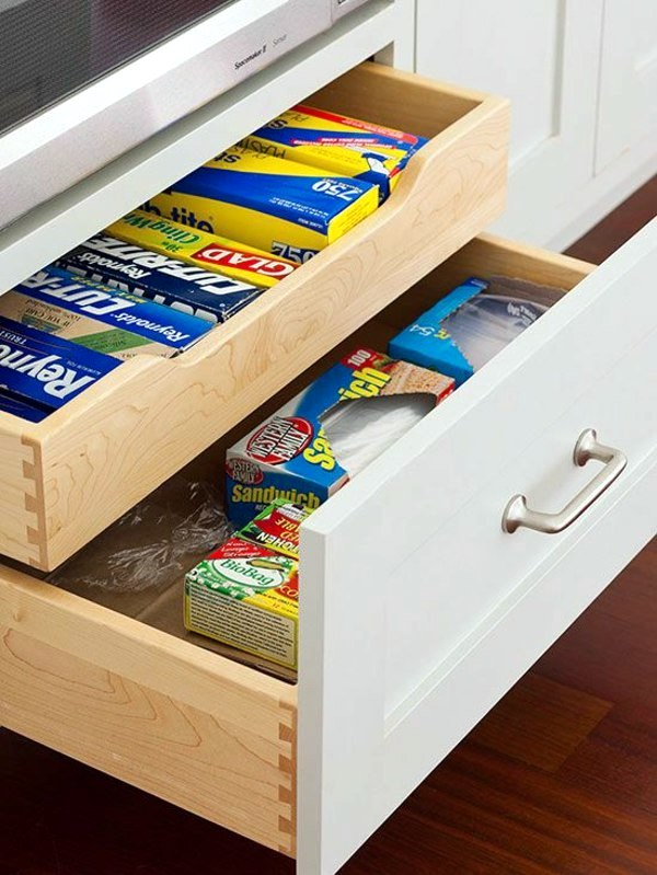 How To Organize Dresser Drawers Clothes