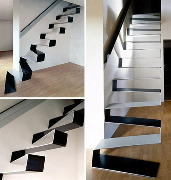 Einrichtungsideen - 20 wonderful design ideas for staircase