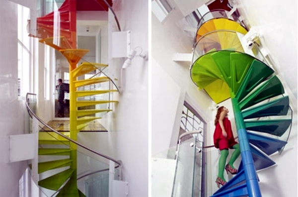 20 wonderful design ideas for staircase