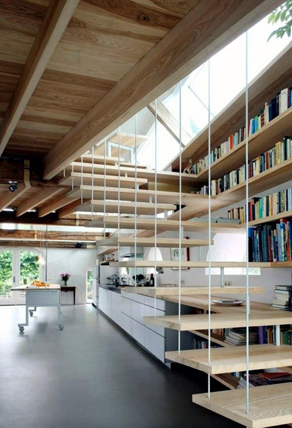 Wohnideen - 20 wonderful design ideas for staircase