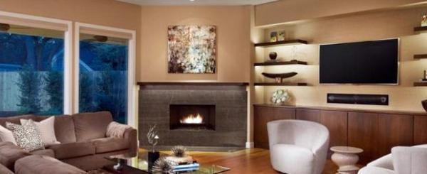 Einrichtungsideen - 15 modern, chic living room