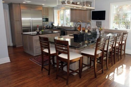 Wonderful Ideas For Kitchen Island With Seats Interior