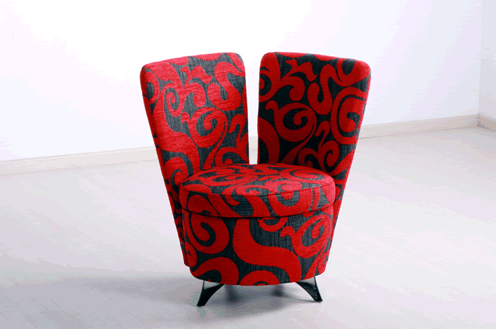 Elegant Colourful Lounge Chair Inspirate