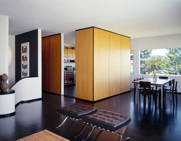 Create harmony at home - suggestions for room dividers and partition