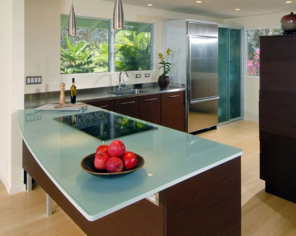 Lampen - 55 Beautiful cool pendant lights in the kitchen - chic designer lighting